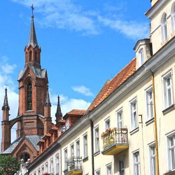 Katedra w Kaliszu - zdjęcie