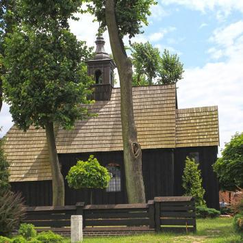 Drewniany kościół w Kaliszu