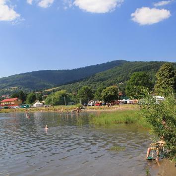 Jezioro Międzybrodzkie - zdjęcie