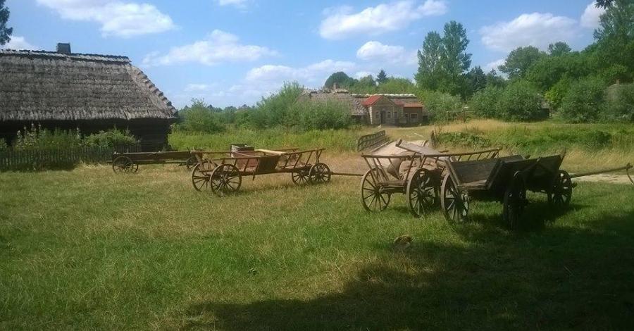 Wieś po lubelsku - zdjęcie