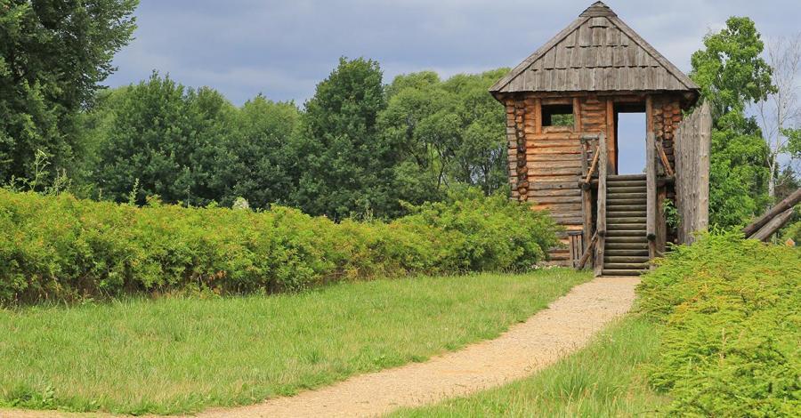 Kaliski Gród Piastów - zdjęcie