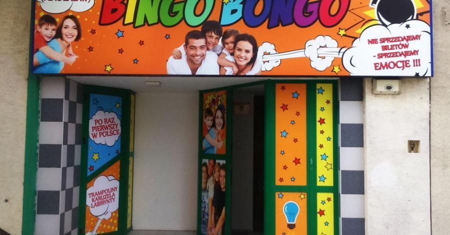 Centrum rozrywki Bingo Bongo w Warszawie - zdjęcie