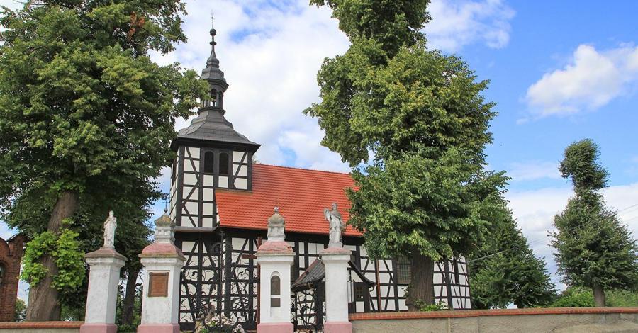 Kościół Św. Floriana w Jedlcu - zdjęcie