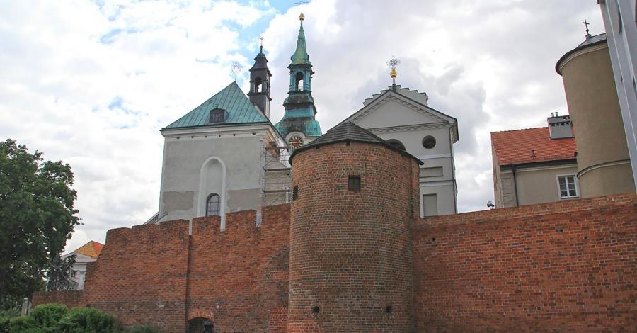 Baszta Dorotka w Kaliszu - zdjęcie