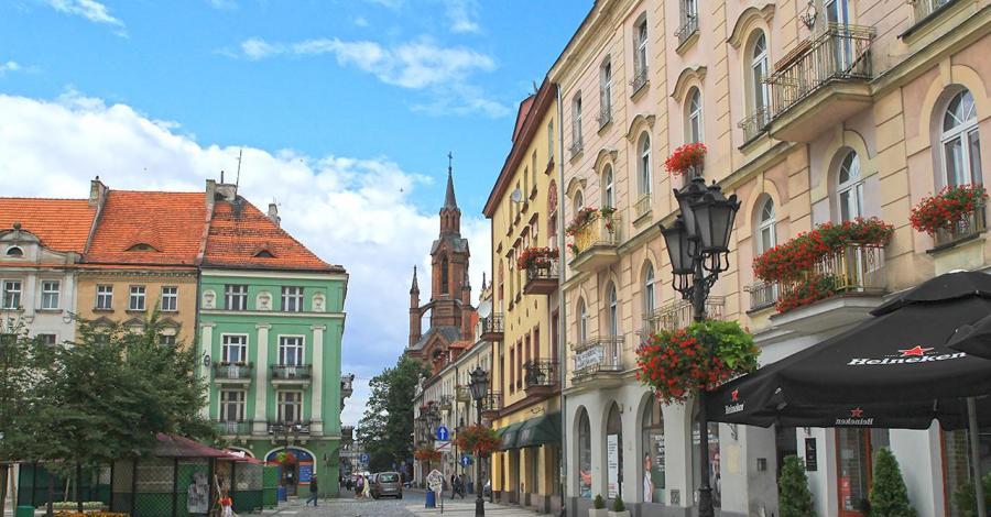 Rynek w Kaliszu - zdjęcie