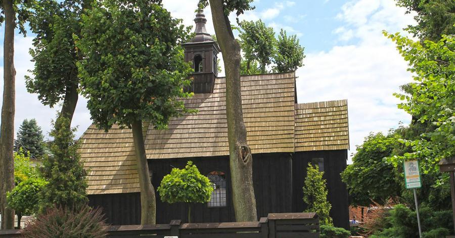Drewniany kościół w Kaliszu - zdjęcie
