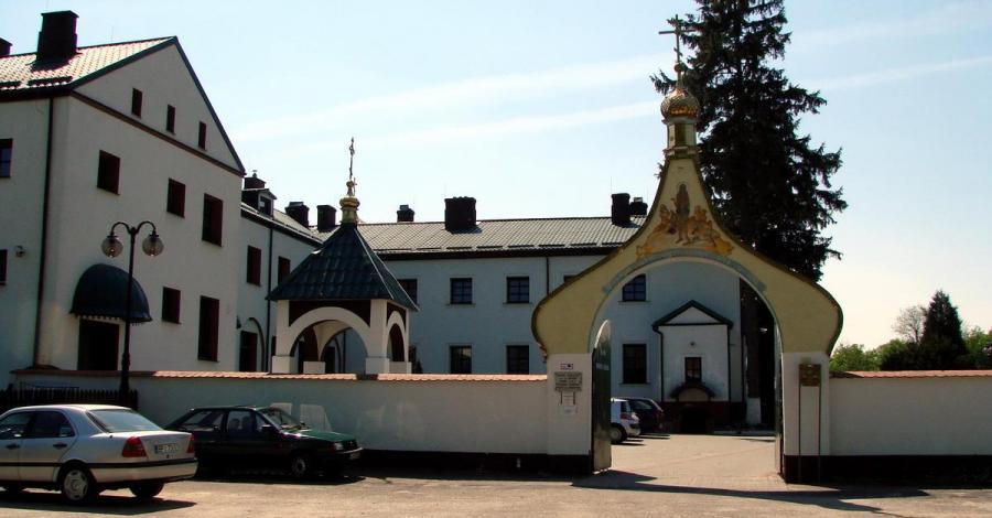 Monaster w Jabłecznej - zdjęcie