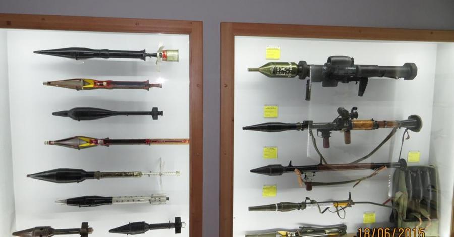 Muzeum Saperskie w Dąbrówce - zdjęcie