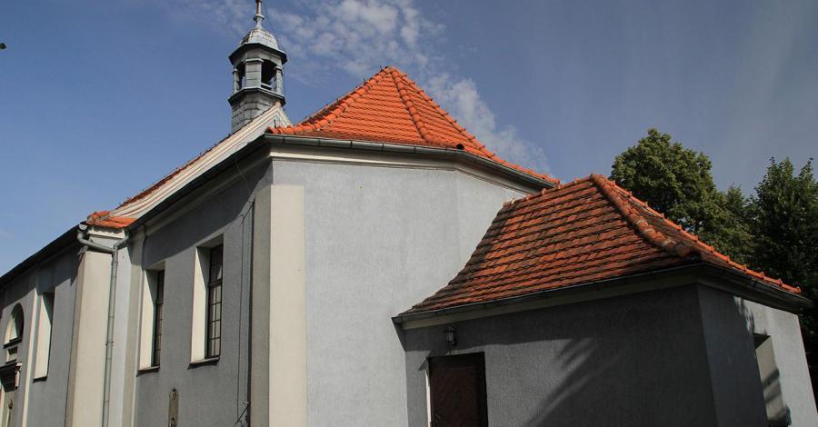 Kościół Św. Trójcy w Witaszycach - zdjęcie
