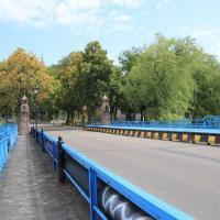 Most w Ełku