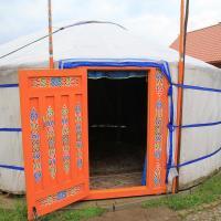 prawdziwa tatarska jurta