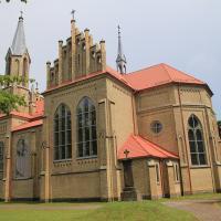 Krynki kościół Św. Anny