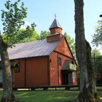 Studzieniczna drewniany kościół parafialny