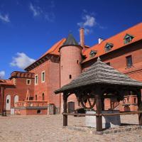 Tykocin dziedziniec zamku