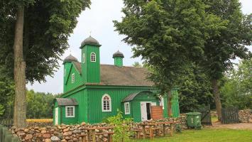 Kruszyniany i Krynki czyli z Tatarami na największym rondzie w Polsce - zdjęcie