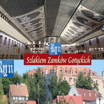 RYN -Mazury- Szlak Zamków Gotyckich w Polsce