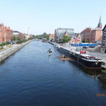 Bydgoszcz  - to Polska  Wenecja i Amsterdam w jednym .