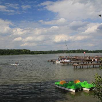 Jezioro Necko, Anna Piernikarczyk