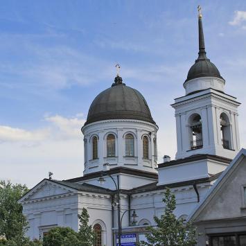 Cerkiew Św. Mikołaja w Białymstoku - zdjęcie