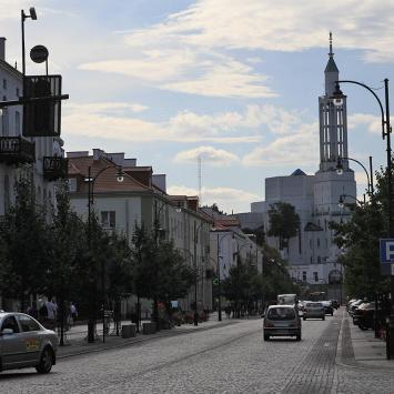 Kościół Św. Rocha w Białymstoku