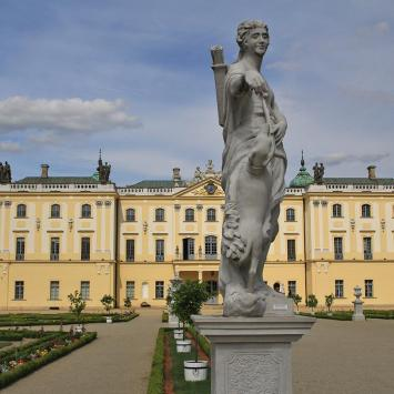 Pałac Branickich w Białymstoku - zdjęcie