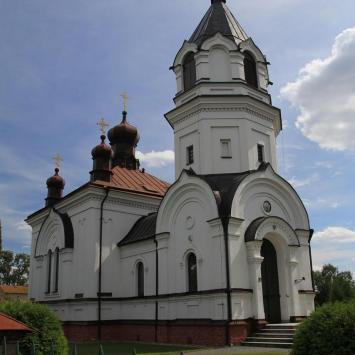 Cerkiew w Choroszczy