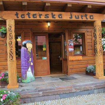 Tatarska Jurta w Kruszynianach - zdjęcie