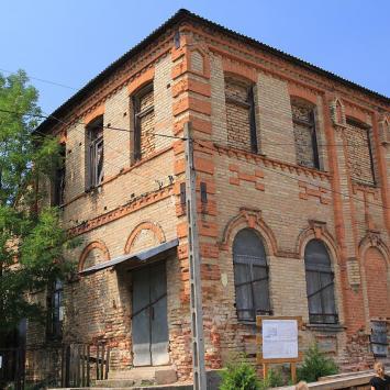 Synagoga Chasydów w Krynkach