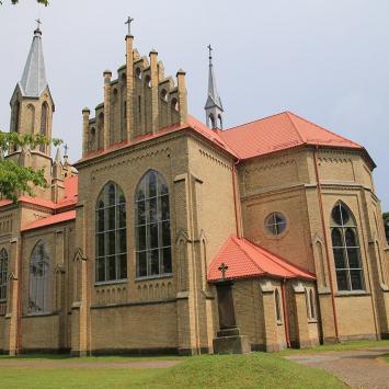 Kościół Św. Anny w Krynkach - zdjęcie