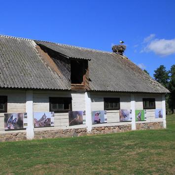 Pentowo - Europejska Wieś Bociania
