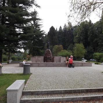 Wisła - pomnik źródeł Wisły