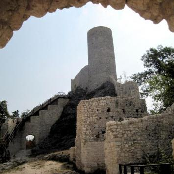 Jura: Pilica (Zamek Smoleń, Dolina Wodącej)