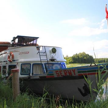Jezioro Serwy - zdjęcie