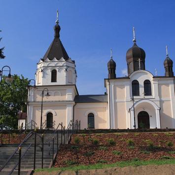 Cerkiew Św. Piotra i Pawła w Siemiatyczach