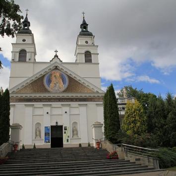 Kościół Św. Antoniego Padewskiego w Sokółce
