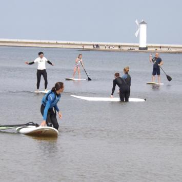 Świnoujście - szkoła surfingu