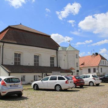 Wielka Synagoga w Tykocinie - zdjęcie