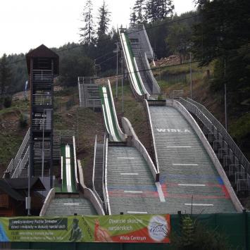 Wisła - kompleks skoczni narciarskich, Wojtek