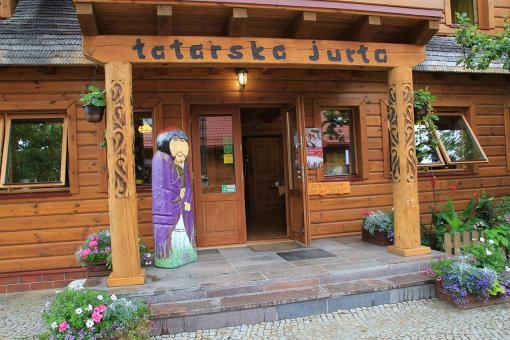 Jurta Tatarska Kruszyniany
