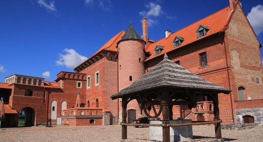 Zamek w Tykocinie - zdjęcie