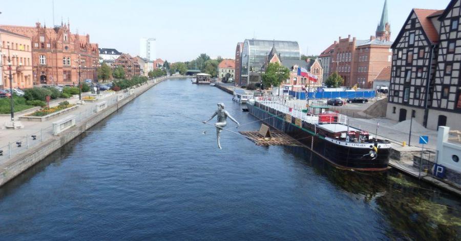 Bydgoszcz - to Polska Wenecja i Amsterdam w jednym . - zdjęcie