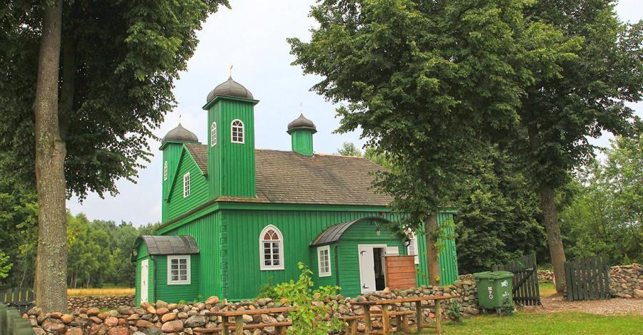 Meczet w Kruszynianach - zdjęcie