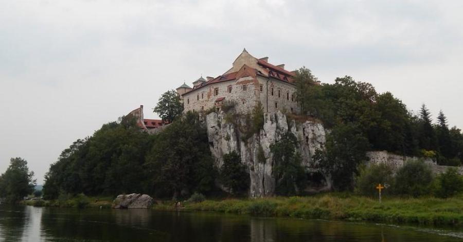 Statkiem z Krakowa do Tyńca - zdjęcie