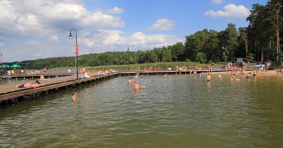 Jezioro Necko - zdjęcie