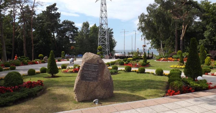 Bałtycki Krzyż Nadziei w Pustkowie - zdjęcie