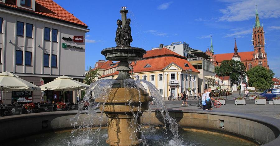 Rynek w Białymstoku - zdjęcie