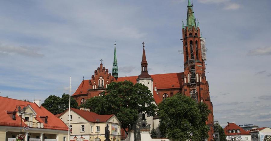 Katedra w Białymstoku - zdjęcie