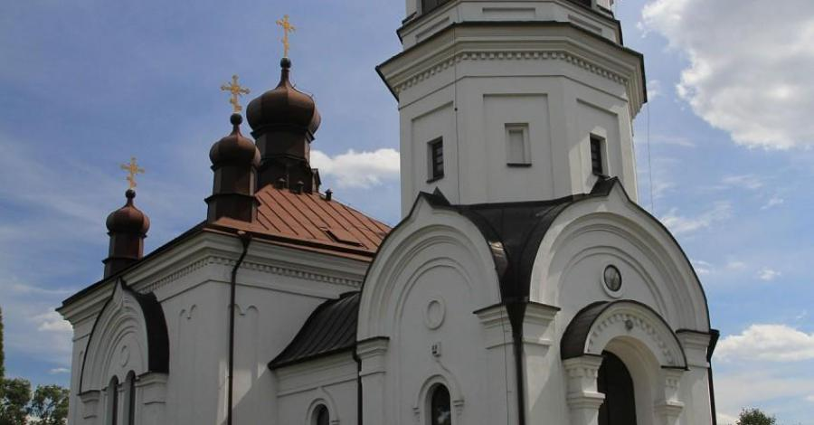 Cerkiew w Choroszczy - zdjęcie