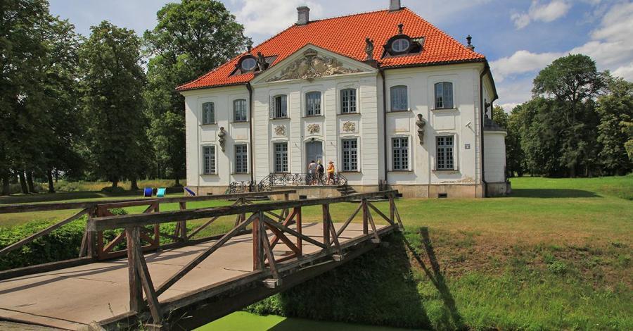 Pałac w Choroszczy - zdjęcie