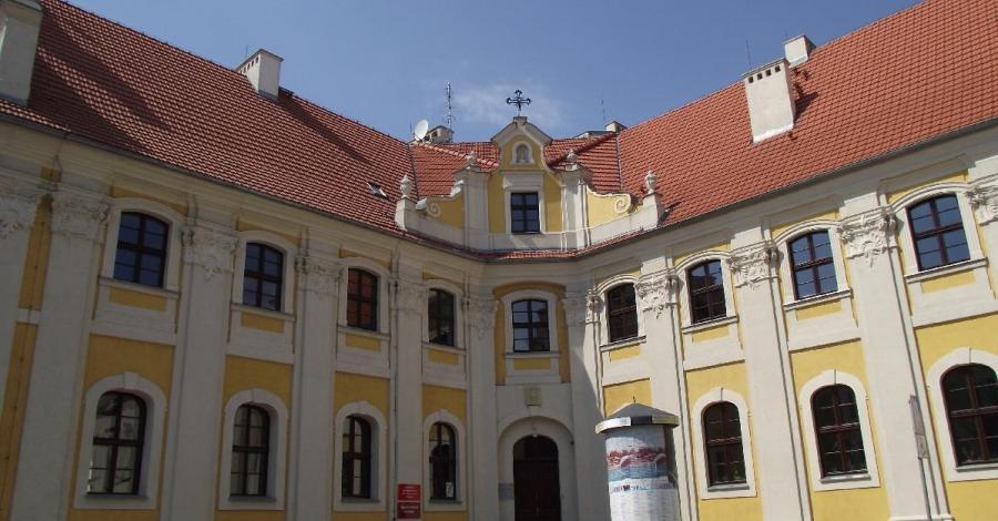 Dawny Klasztor Filipinów w Poznaniu, Barbara Michalewska